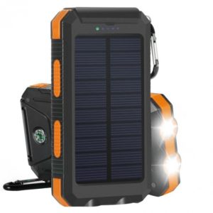 Solar Charger Powebank