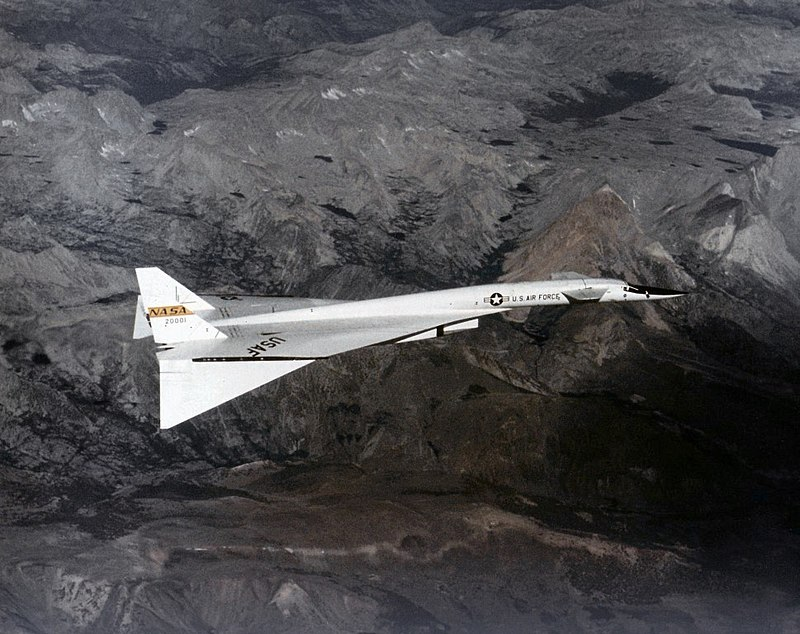 North_American_XB-70_