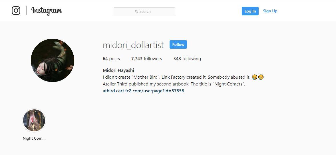 midori instagram