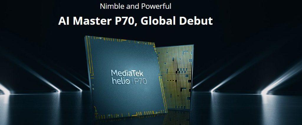 Helio P70 chip