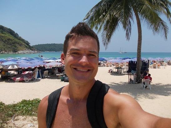 Ryan at Phuket