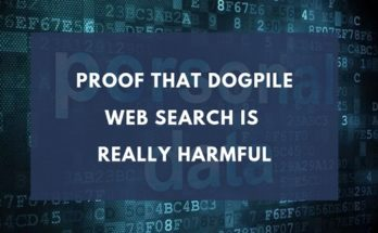 how to remove dogpile web search
