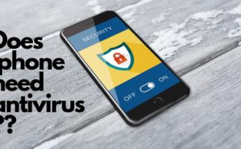does iphone need antivirus