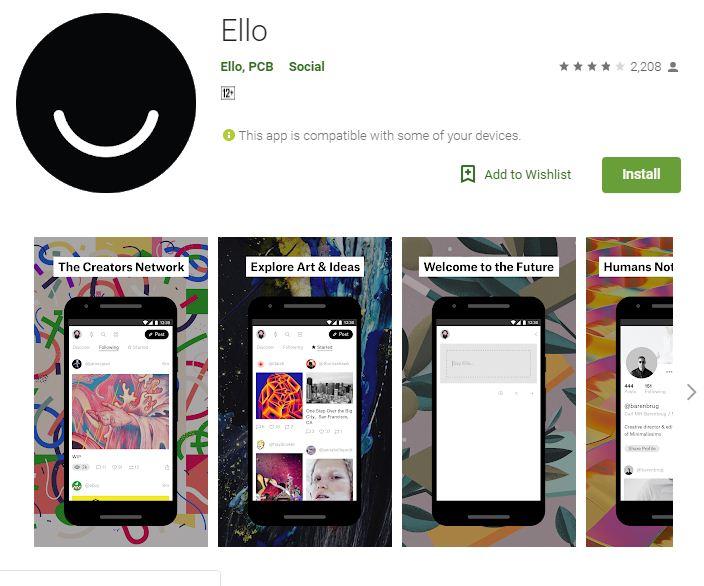 ello app