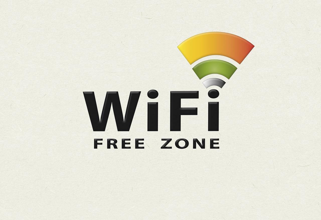 free-wifi zone
