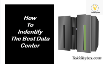 How to identify the best data center