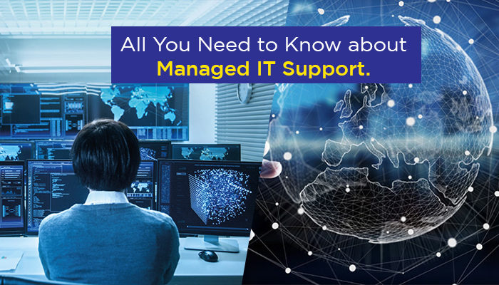 IT Support services support