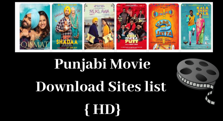 Punjabi Movie Download Sites list