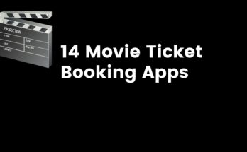 movie ticket booking apps